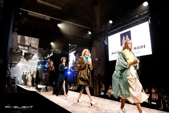 Visuall Group, défilé mode tripostal Lille septembre 2020